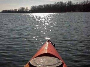 Kayak Moment
