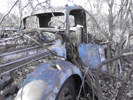 Mack Truck Blues