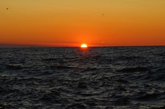 Holland Harbor Sunset