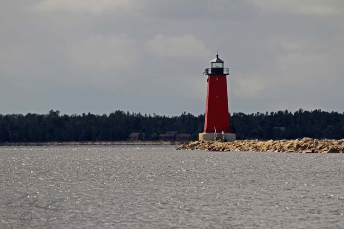 Manistique Lighthouse, Michigan