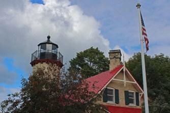 McGulpin Point Lighthouse, Mackinaw City, Michigan