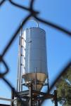 New Holland Spent Grain Storage