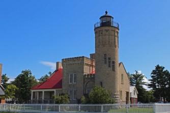 Old Mackinac Lighthouse, Mackinaw City, Michigan
