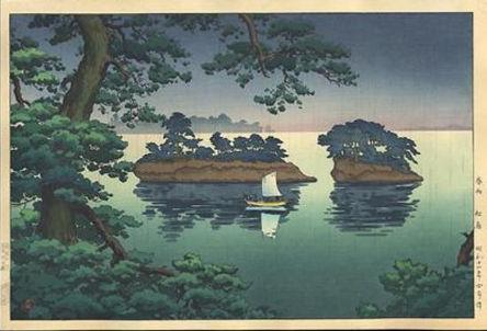 Matsushima lies