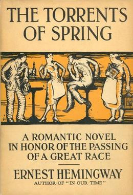 The Torrents of Spring_cover